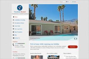 Vacation Rental is a premium Hotel WordPress Theme