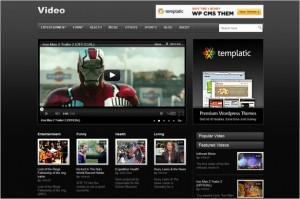 Video is a free WordPress Theme
