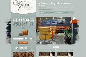 WpHotel is a premium WordPress Theme by Themes Kingdom