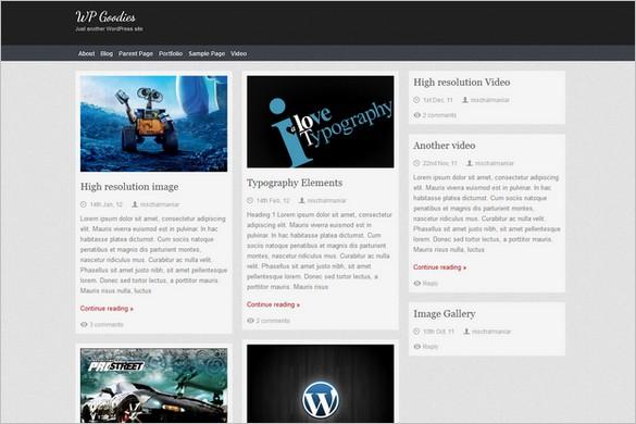Themolio is a free WordPress Theme by Nischal Maniar