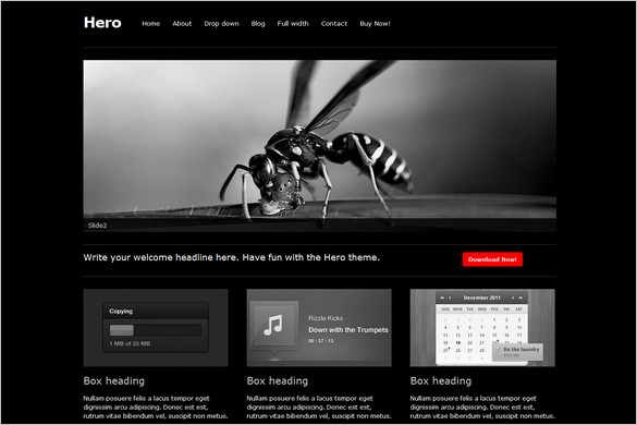 25 Best Free WordPress Themes - June 2012