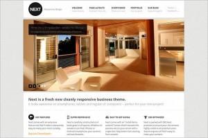 Next is a Business WordPress Theme