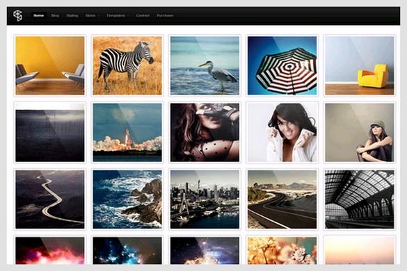 Pegasus is a Photography & Portfolio WordPress Theme