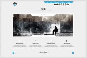 XYZ is a creative Portfolio WordPress Theme