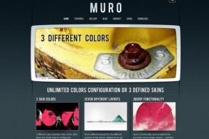 Muro is a free WordPress Theme by LuisZuno