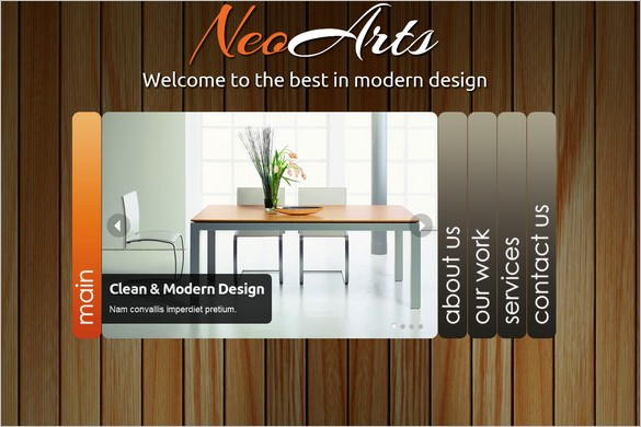 NeoArts is a free WordPress Theme by Umair Ashraf