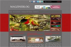 NewsLine is a free WordPress Theme