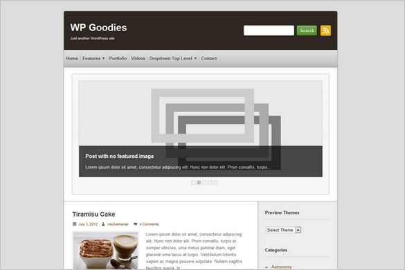 Priimo is a free WordPress Theme