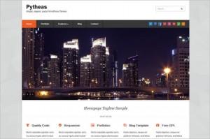Pytheas is a free WordPress Theme by WPExplorer