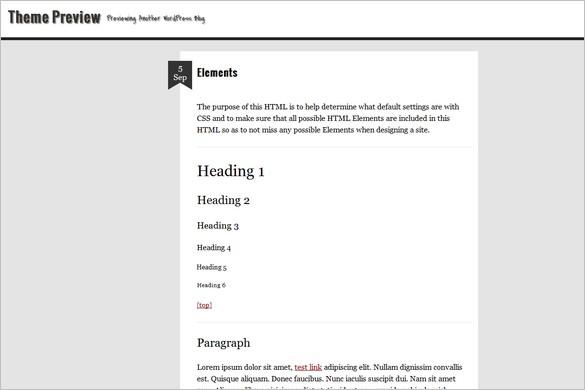 Seismic Slate is a free WordPress Theme