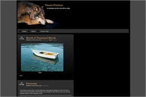 Varg is a free WordPress Theme