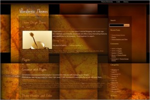 Autumn Leaf is a Free WordPress Theme