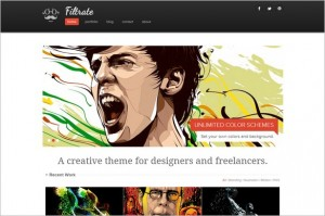 Filtrate is a WordPress Theme by ThemePURE