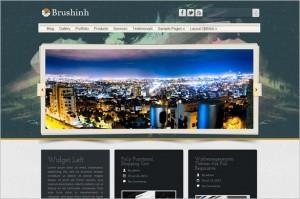 Grid Layout is a free WordPress Theme