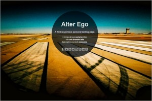 Alter Ego is a free WordPress Theme by Fresher Themes