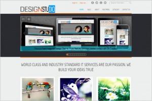 D5 Design is a free GPL WordPress Theme