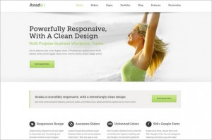 Avada is a responsive multi-purpose WordPress Theme