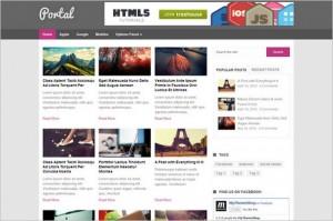 Portal Free Magazine WordPress Theme by MyThemeShop