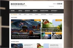 BookShelf is a multipurpose WordPress Theme