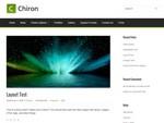 Chiron is a free WordPress Theme