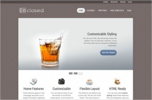 Enclosed is a clean and modern free WordPress Theme by CPOThemes