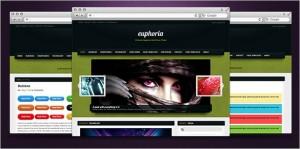 Euphoria Magazine WordPress Theme by Rockable Themes
