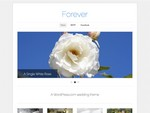 Forever is a free WordPress Theme