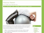 PersonalTrainer is a free WordPress Theme