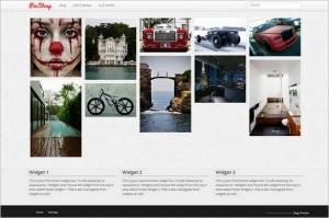 PinStrap - A Pinterest WordPress Theme by Brag Themes