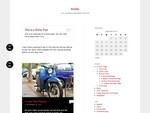 Reddle is a free WordPress Theme