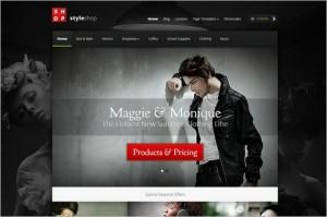 StyleShop is a eCommerce WordPress Theme by Elegant Themes