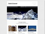 Catch Everest is a Free WordPress Theme