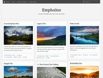 Emphaino is a Free WordPress Theme