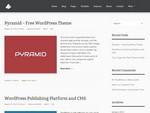 Pyramid is a free WordPress Theme
