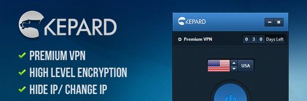 Kepard VPN Protection