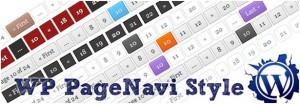 WP-PageNavi is a free WordPress Plugin