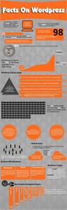 Facts On WordPress - Exclusive Infographic