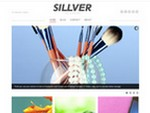 Sillver is a free WordPress Theme