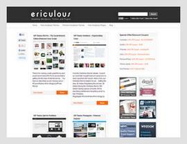 ericulous WordPress Themes
