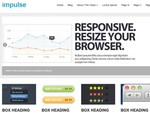 impulse is a free WordPress Theme