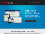 Alexandria Free WordPress Theme