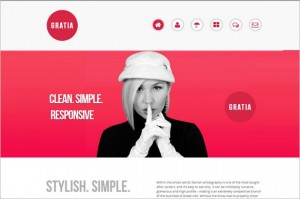 Outstanding WordPress Themes - Gratia