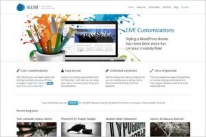 Outstanding WordPress Themes - Wultim