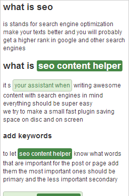 SEO Content Helper Distribution