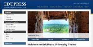Educational Website - EduPress