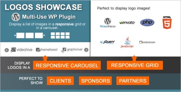 WordPress Plugins - Logos Showcase