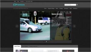 WordPress Video Themes - Premiere