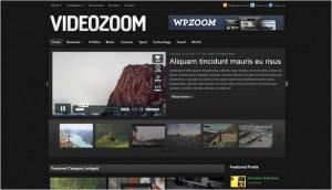 WordPress Video Themes - Videozoom