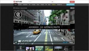 WordPress Video Themes - deTube