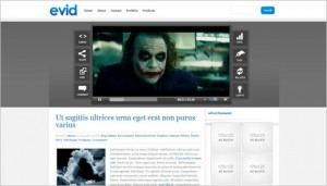 WordPress Video Themes - eVid